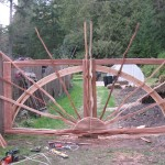 a new garden gate